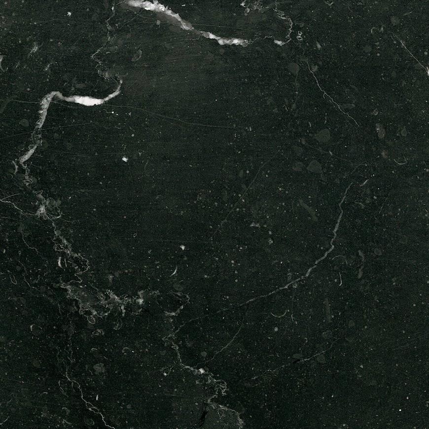 أسود Marquina الرخام