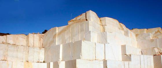 Spanish marble quarries Brothers. Jimenez