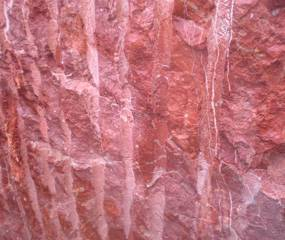 Bloque de mármol rojo Alicante de Hnos. Jiménez